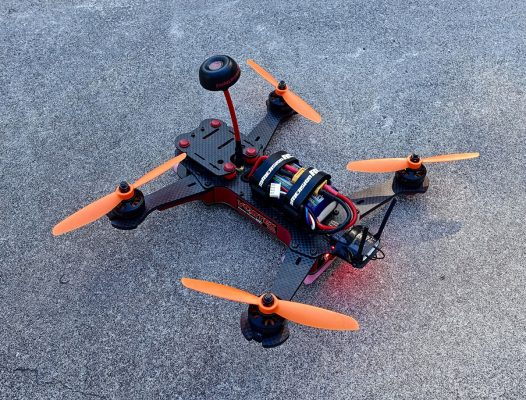 How to build racing drone