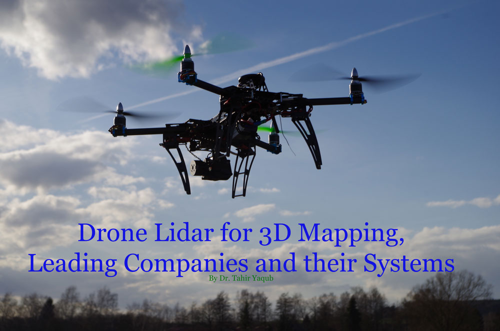 Drone-Lidar-for-3D-mapping