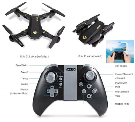 TianQu-Cheap-Drone-with-camera