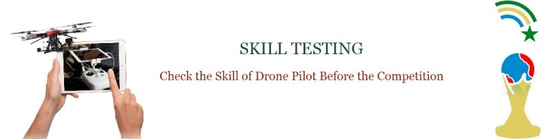 Skill-scrutiny-for-drone-competition